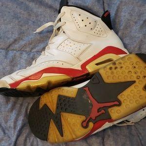 Jordan 6  size 12 .12/22/09 release date